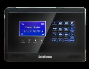 Инструкция GSM сигнализации SH-077G - обложка_ru