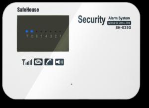 Инструкция GSM сигнализации SH-035G - обложка_ru