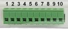 Инструкция GSM сигнализации SH-032G - Контактная колодка