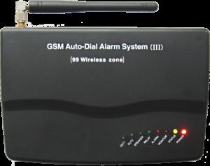 Инструкция GSM сигнализации SH-032G - обложка