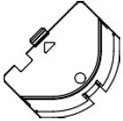 Инструкция WIFI GSM сигнализации G12 - Нижняя крышка
