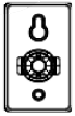 Инструкция WIFI GSM сигнализации G12 - Поворотный кронштейн