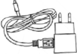 Инструкция WIFI GSM сигнализации G12 - USB-адаптер питания