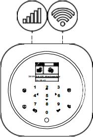 Инструкция WIFI GSM сигнализации G12 - Wi-Fi и GSM