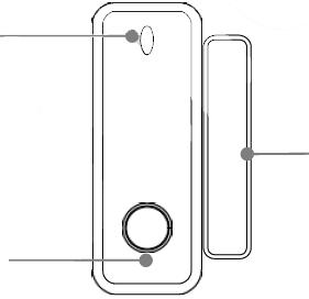 Инструкция WIFI GSM сигнализации G12 - Датчик открытия 1