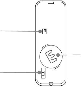 Инструкция WIFI GSM сигнализации G12 - Датчик открытия 2